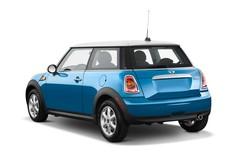 MINI Mini COOPER Kleinwagen (2006 - 2013) 3 Türen seitlich hinten