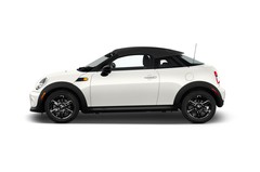 MINI Roadster Cooper Cabrio (2012 - heute) 2 Türen Seitenansicht