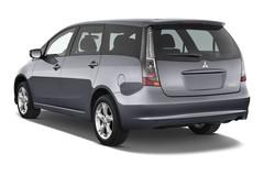Mitsubishi Grandis INVITE Van (2003 - 2011) 5 Türen seitlich hinten