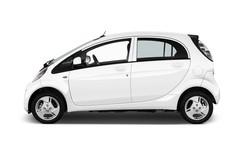Mitsubishi i-MIEV - Kleinwagen (2009 - heute) 5 Türen Seitenansicht