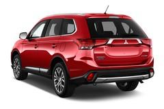Mitsubishi Outlander Plus SUV (2012 - heute) 5 Türen seitlich hinten