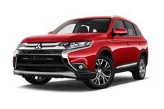Mitsubishi Outlander Plus SUV (2012 - heute) 5 Türen seitlich vorne mit Felge