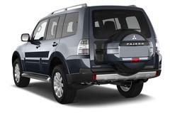 Mitsubishi Pajero Instyle SUV (2007 - heute) 5 Türen seitlich hinten