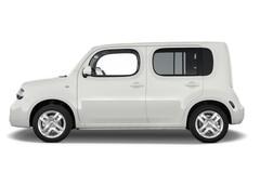 Nissan Cube Zen Van (2008 - 2011) 5 Türen Seitenansicht