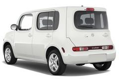 Nissan Cube Zen Van (2008 - 2011) 5 Türen seitlich hinten