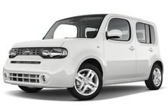 Nissan Cube Zen Van (2008 - 2011) 5 Türen seitlich vorne mit Felge