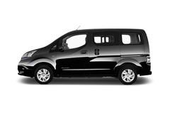 Nissan e-NV200 Tekna Transporter (2014 - heute) 5 Türen Seitenansicht