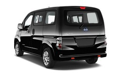 Nissan e-NV200 Tekna Transporter (2014 - heute) 5 Türen seitlich hinten