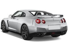 Nissan GT-R Premium Coupé (2007 - 2010) 2 Türen seitlich hinten