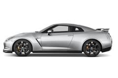 Nissan GT-R Premium Coupé (2007 - 2010) 2 Türen Seitenansicht
