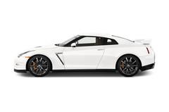 Nissan GT-R - Coupé (2010 - heute) 2 Türen Seitenansicht