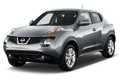 Nissan Juke Tenka SUV (2010 - heute) 5 Türen seitlich vorne