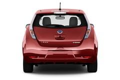 Nissan Leaf - Kompaktklasse (2010 - heute) 5 Türen Heckansicht