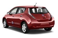 Nissan Leaf - Kompaktklasse (2010 - heute) 5 Türen seitlich hinten