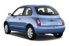 Nissan Micra Connect Kleinwagen (2003 - 2010) 3 Türen seitlich hinten
