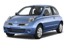 Nissan Micra Connect Kleinwagen (2003 - 2010) 3 Türen seitlich vorne