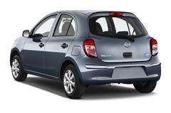 Nissan Micra Visia First Kleinwagen (2010 - 2016) 5 Türen seitlich hinten