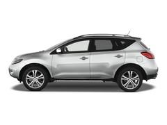 Nissan Murano LE SUV (2008 - 2016) 5 Türen Seitenansicht