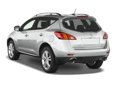 Nissan Murano LE SUV (2008 - 2016) 5 Türen seitlich hinten