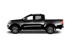 Nissan Navara Tekna Pritsche (2015 - heute) 4 Türen Seitenansicht