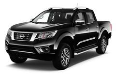 Nissan Navara Tekna Pritsche (2015 - heute) 4 Türen seitlich vorne