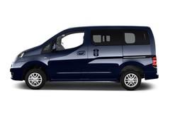 Nissan NV200 Acenta Transporter (2009 - heute) 5 Türen Seitenansicht
