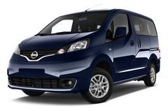 Nissan NV200 Acenta Transporter (2009 - heute) 5 Türen seitlich vorne mit Felge
