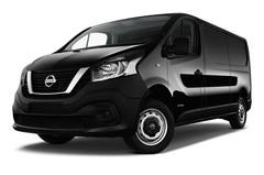 Nissan NV300 Comfort Transporter (2016 - heute) 4 Türen seitlich vorne mit Felge