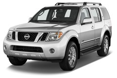 Nissan Pathfinder LE SUV (2004 - 2013) 5 Türen seitlich vorne