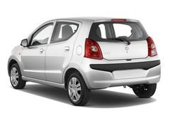 Nissan Pixo Visia Kleinwagen (2009 - 2013) 5 Türen seitlich hinten