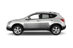 Nissan Qashqai TEKNA SUV (2007 - 2013) 5 Türen Seitenansicht