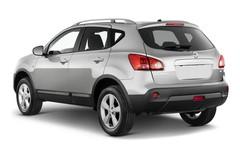 Nissan Qashqai TEKNA SUV (2007 - 2013) 5 Türen seitlich hinten