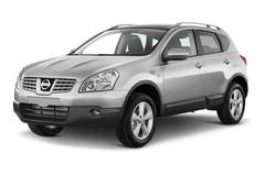Nissan Qashqai TEKNA SUV (2007 - 2013) 5 Türen seitlich vorne
