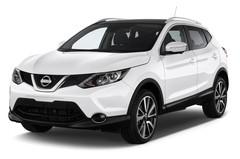 Nissan Qashqai TEKNA SUV (2013 - heute) 5 Türen seitlich vorne