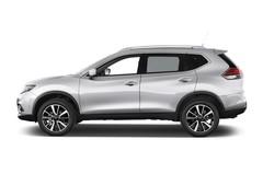 Nissan X-Trail Tekna SUV (2014 - heute) 5 Türen Seitenansicht
