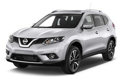 Nissan X-Trail Tekna SUV (2014 - heute) 5 Türen seitlich vorne