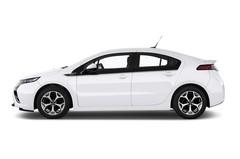 Opel Ampera ePionier Edition Limousine (2011 - heute) 5 Türen Seitenansicht