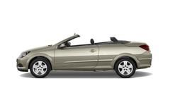 Opel Astra Endless Summer Cabrio (2005 - 2010) 2 Türen Seitenansicht