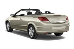 Opel Astra Endless Summer Cabrio (2005 - 2010) 2 Türen seitlich hinten