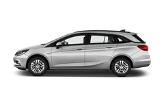 Opel Astra Edition Kombi (2015 - heute) 5 Türen Seitenansicht