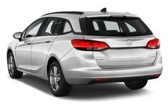 Opel Astra Edition Kombi (2015 - heute) 5 Türen seitlich hinten