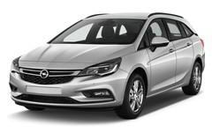 Opel Astra Edition Kombi (2015 - heute) 5 Türen seitlich vorne