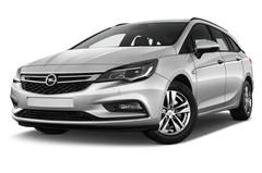 Opel Astra Edition Kombi (2015 - heute) 5 Türen seitlich vorne mit Felge