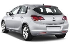 Opel Astra INNOVATION Kompaktklasse (2009 - 2015) 5 Türen seitlich hinten