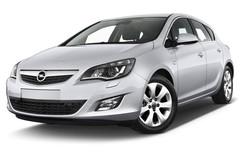 Opel Astra INNOVATION Kompaktklasse (2009 - 2015) 5 Türen seitlich vorne mit Felge
