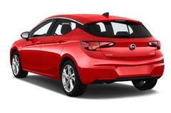 Opel Astra Dynamic Kompaktklasse (2015 - heute) 5 Türen seitlich hinten