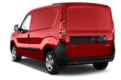 Opel Combo 1.6 Cdti 77Kw(105Ps) 2,2T L1H1 Transporter (2011 - 2016) 4 Türen seitlich hinten