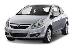 Opel Corsa Selection Kleinwagen (2006 - 2014) 3 Türen seitlich vorne