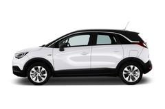 Opel Crossland X Innovation SUV (2017 - heute) 5 Türen Seitenansicht