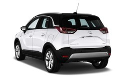 Opel Crossland X Innovation SUV (2017 - heute) 5 Türen seitlich hinten